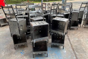 Ghế công nhân ( sắt )